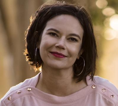head shot of Cristina Escobar
