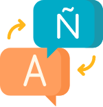 Language-access logo
